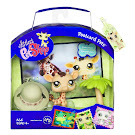 Littlest Pet Shop Postcard Pets Giraffe (#902) Pet
