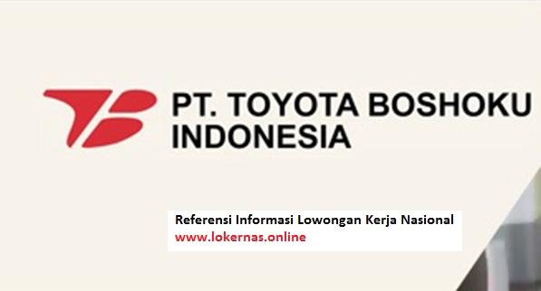 Lowongan Kerja PT Toyota Boshoku Indonesia (Lulusan SMA/SMK/Setara/D3/S1)