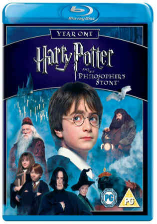 Harry Potter and the Sorcerers Stone 2001 BRRip 450MB Hindi Dual Audio 480p Watch Online Full Movie Download bolly4u
