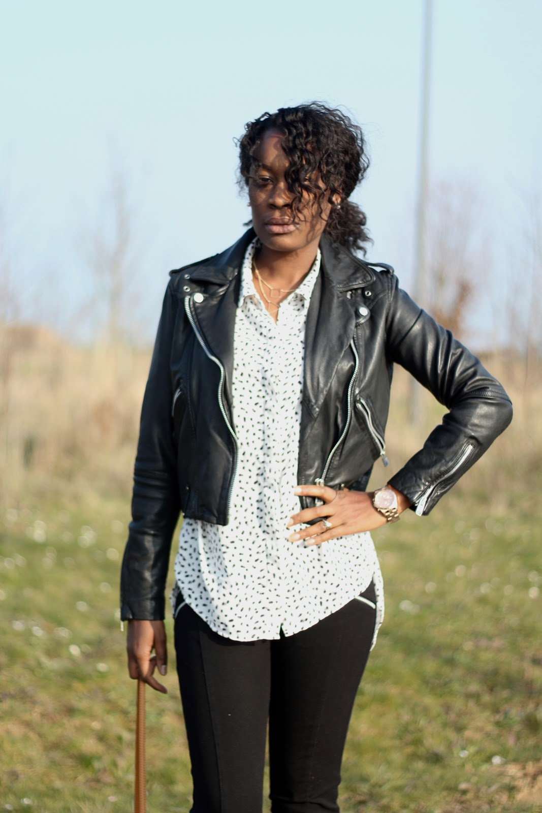 fashion blogger-blog mode-tenue mango