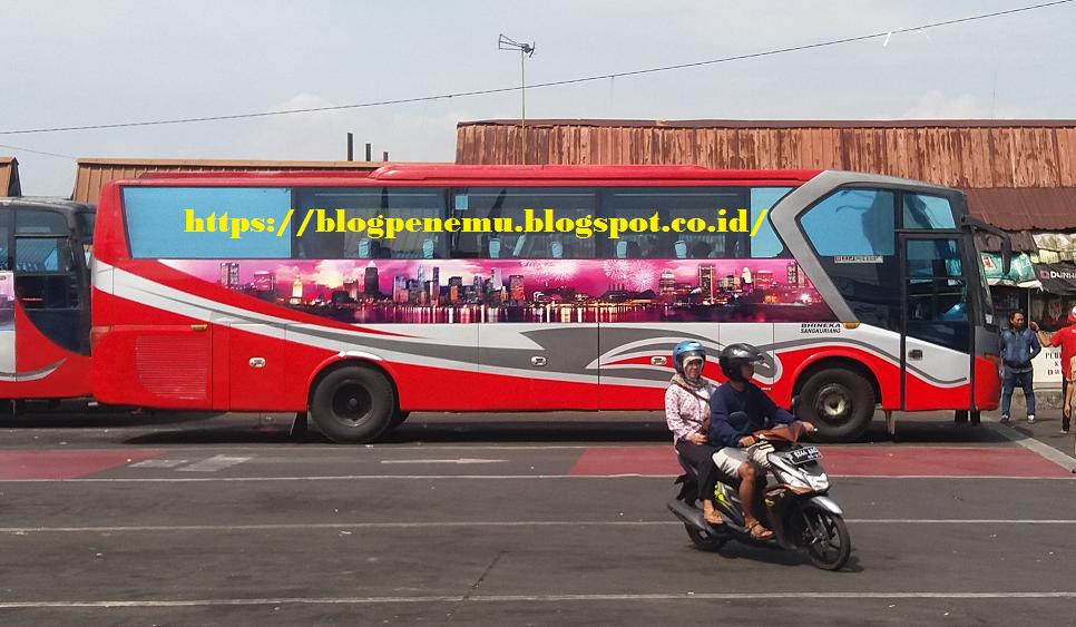 Bus antar kota antar  provinsi
