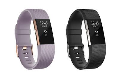 gelang pintar terbaik Fitbit Charge 2