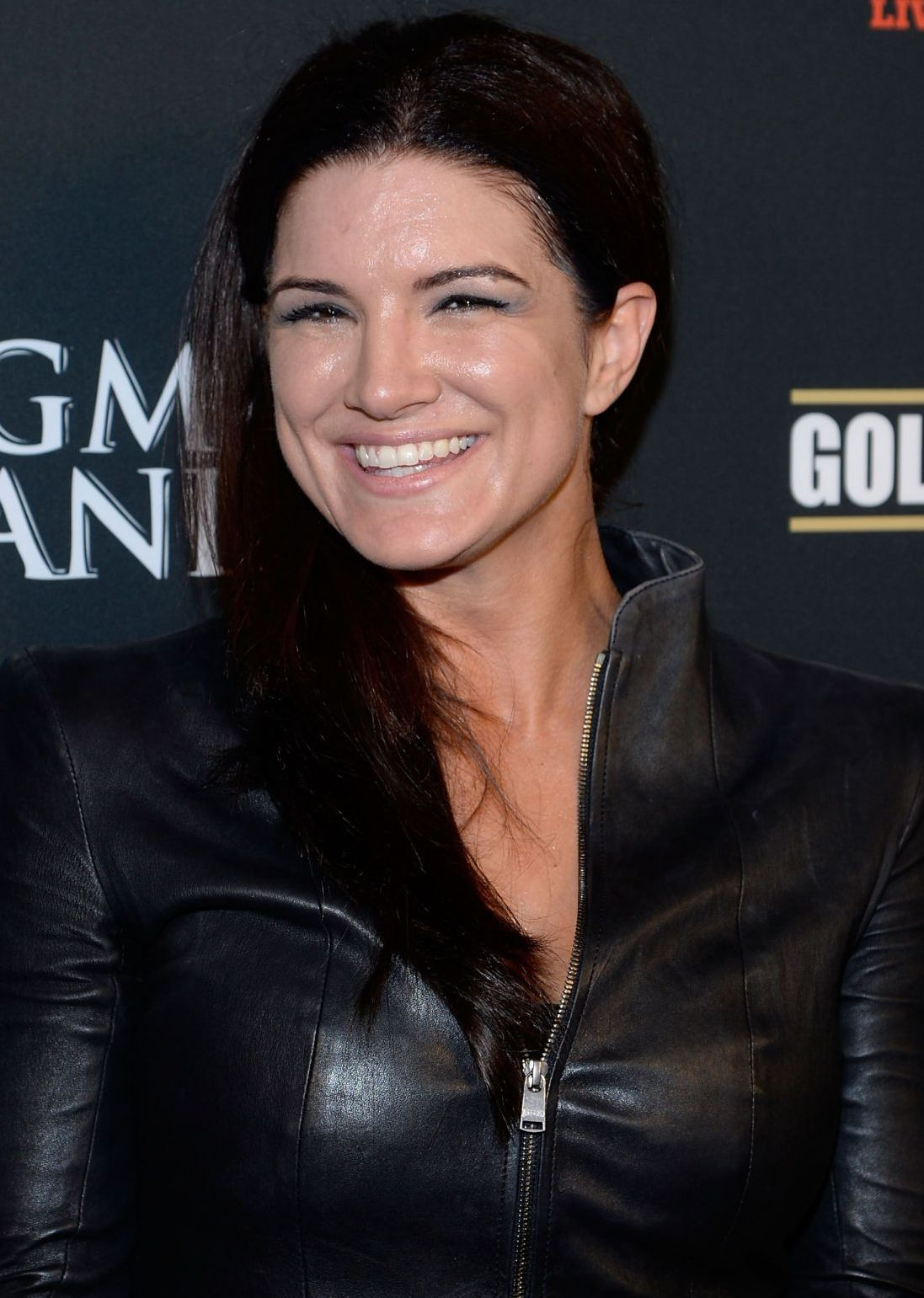 Celebrity Biography and photos: Gina Carano