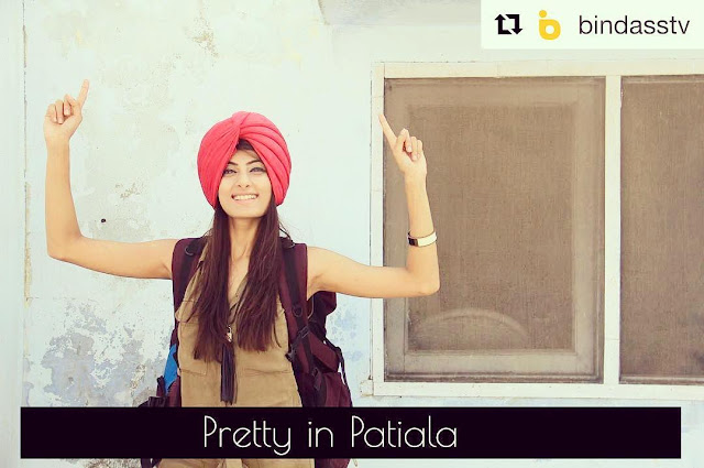 niharika-anand-adventure-movement-pretty-in-patiala