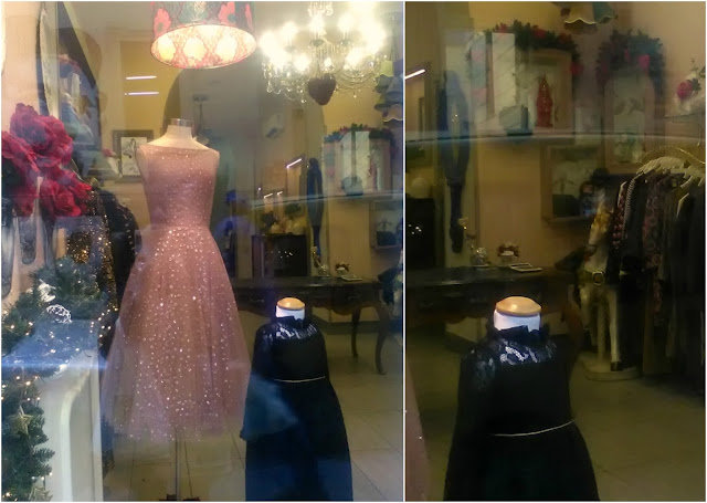 Fashion vintage shop in Naples: Boudoir Boutique