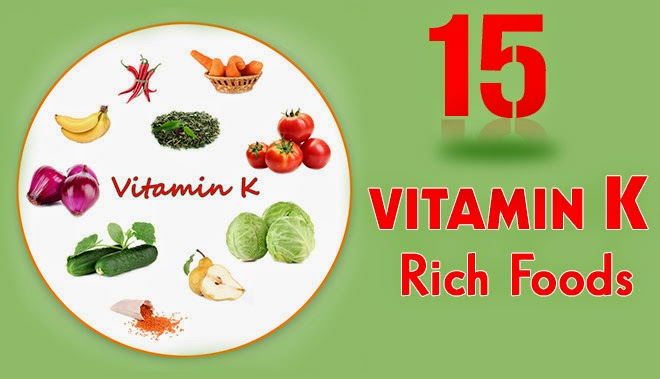 Foods To Eat With No Vitamin K