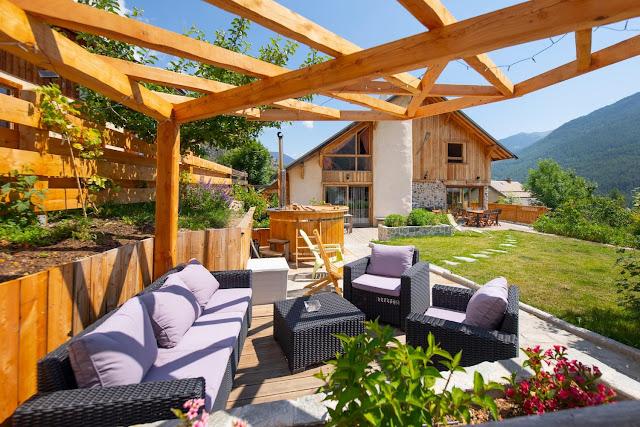 Gite rural Hautes Alpes