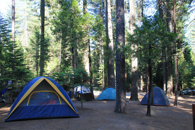 Best 9 campsites in the USA