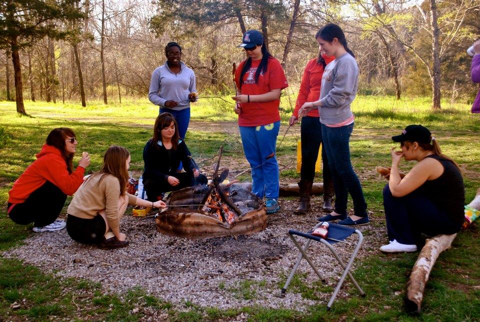 f156c36443e Floor Camping Trip - Flashback Summer
