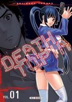 Critique Manga, Deathtopia, Manga, Seinen, Soleil Manga,