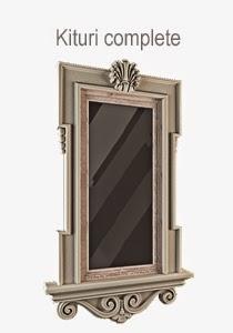 Profile decorative pentru fatade case, kituri complete ferestre