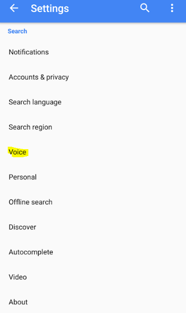 Cara agar Ok Google di Android