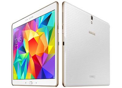 Harga Samsung Galaxy Tab S 10.5 LTE 16 GB (Keluaran Juni 2014)