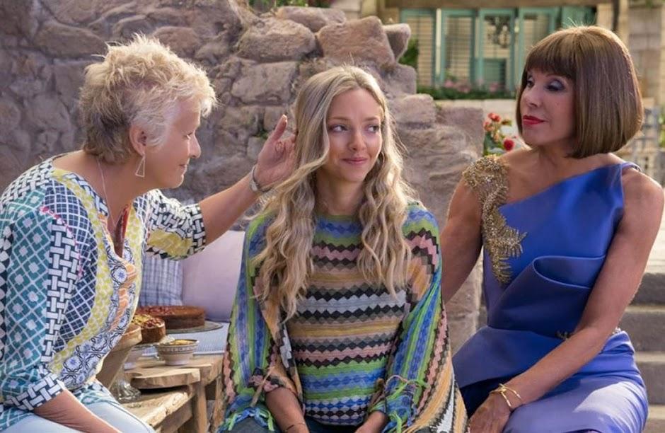"""Divulgado segundo trailer da sequência """"Mamma Mia! Lá Vamos nós de Novo"""""""