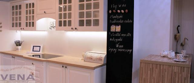 Meble kuchenne Lublin Vena w Domixie - opinie