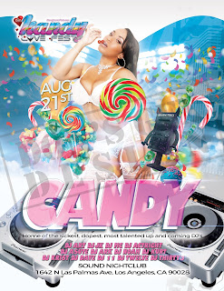 Kandy Flyer Design