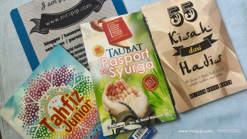 Buku santapan rohani yang menarik untuk dibaca