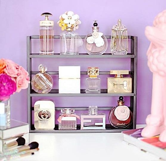 Como guardar tus perfumes y colonias