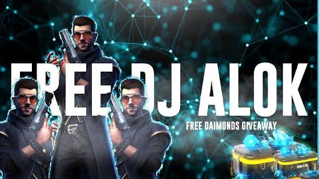 Free Fire'da ücretsiz DJ Alok karakteri nasıl alınır?
