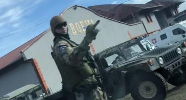 #KFOR #NATO #Srednji_prst #Uvreda #Provokacija #Ubistvo #progon #Srbi #Kosovo #Metohija #Srbija
