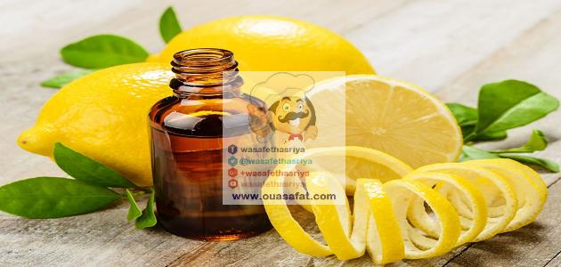 فوائد واستخدامات قشور الليمون