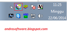 gambar icon cara reset printer epson r230x terbaru