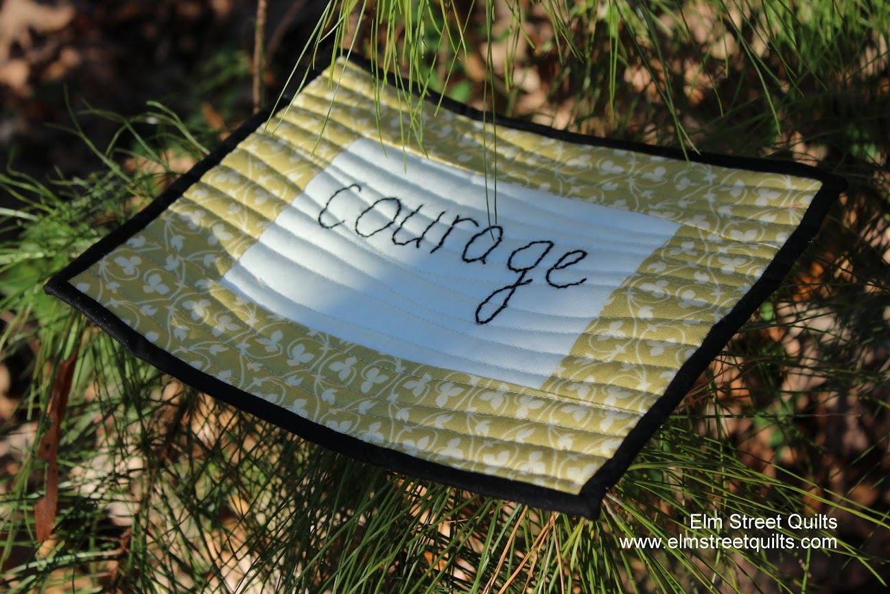 courage quilt