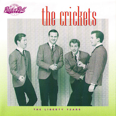 The Crickets - The Liberty Years, EMI Legends Of Rock N' Roll Series