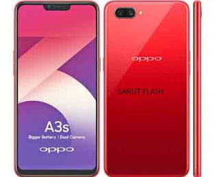 Flash dan Hapus Pola Password Oppo A3S Official Firmware CPH1803 Qualcom Tested !!
