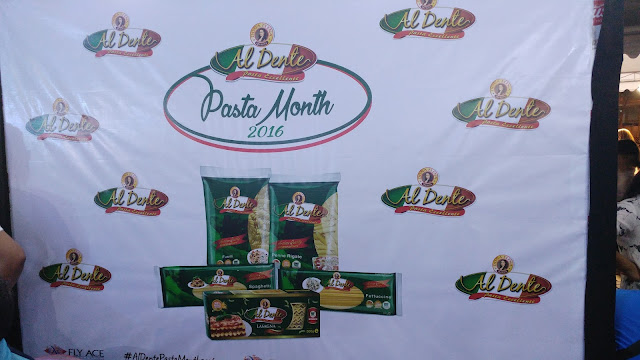 Doña Elena Al Dente Pasta joins the world in celebrating World Pasta Month
