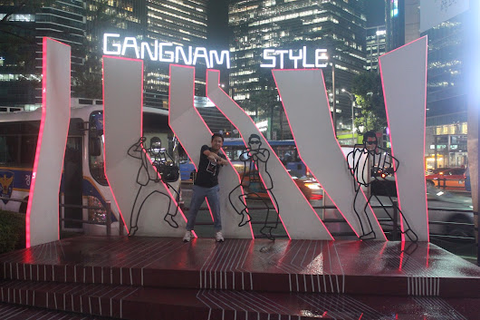 How To Tour Gangnam With A Style?
