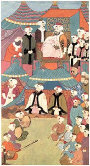 Bir de Tarihten Tarihinin En Büyük Sünnet Düğünü