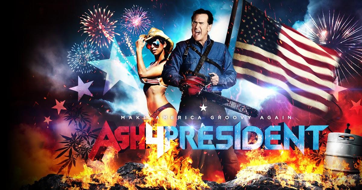 Ash vs. Evil Dead, continua la corsa alla Casa Bianca