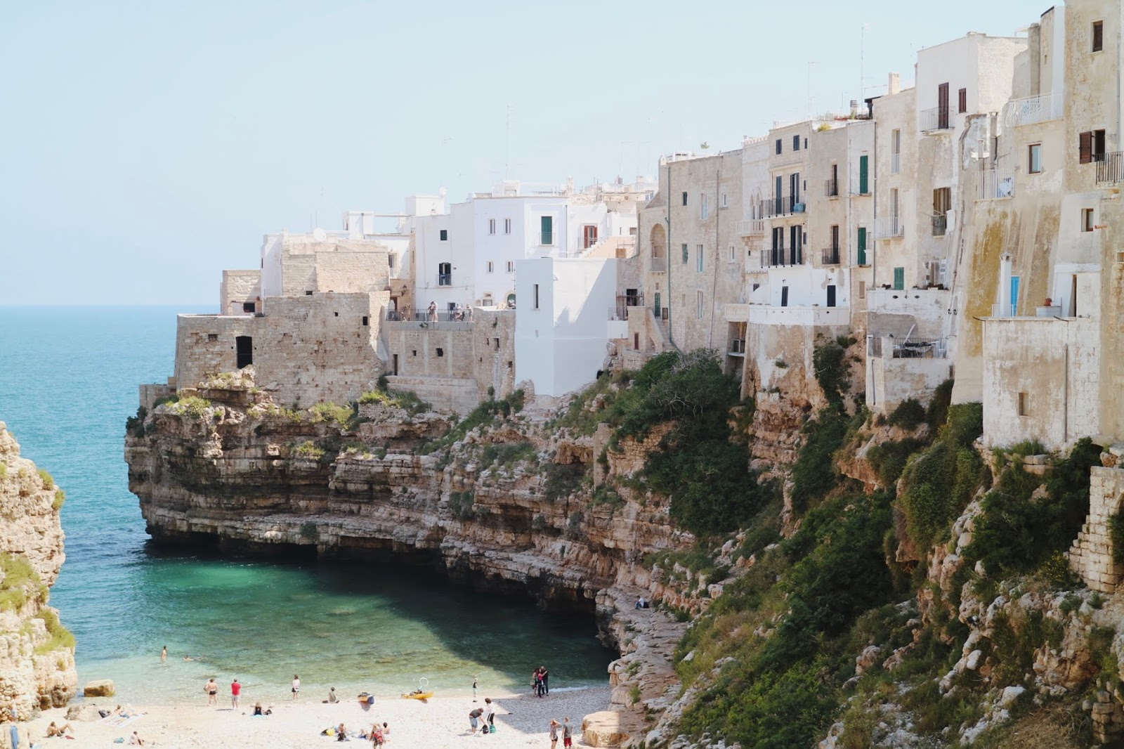 A Mini Guide to Polignano a Mare