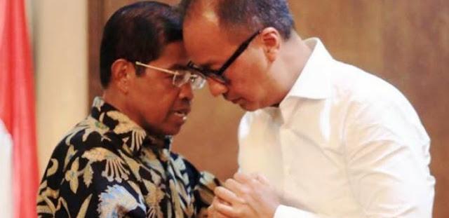 Agus Gumiwang 'Senjata' Jokowi untuk Mengamankan Jabar