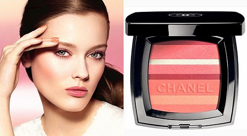 Horizon Chanel blush