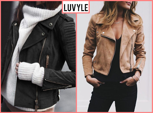 stay warm and stylish this season with Luvyle