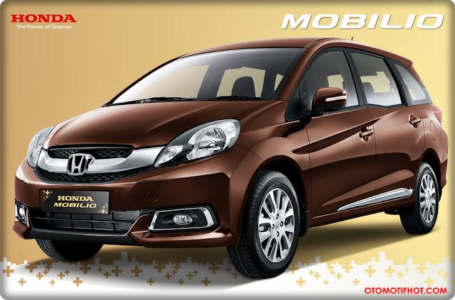 Mobil Honda Mobilio Terbaru