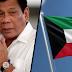 """Pres. Duterte to Kuwait at Middle East : """"Tratuhin Niyo Ng Tama ang mga OFW!"""" - PANOORIN!"""