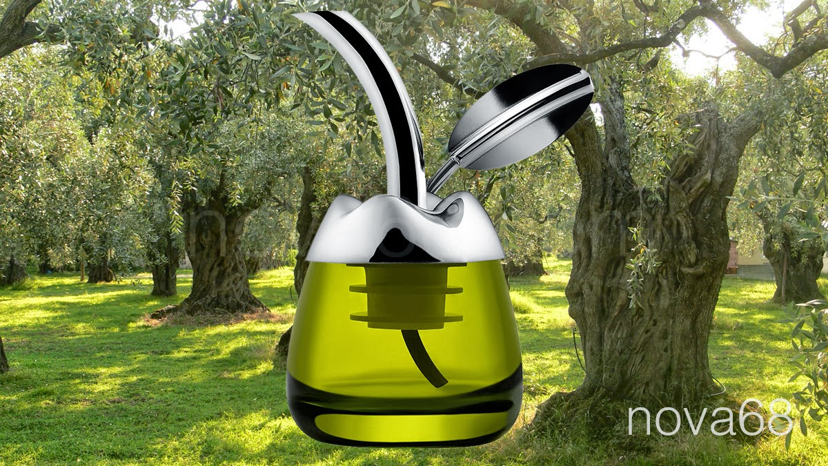 best supplier classic release info on Alessi Fior d'olio: Olive Oil Taster | modern design by ...