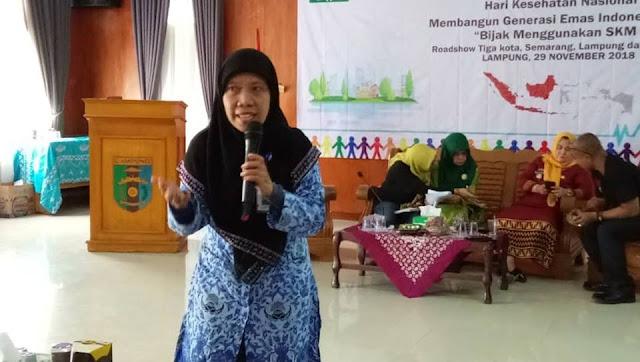Bu Masruroh dari BPOM Lampung