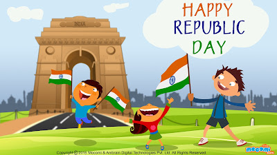 Happy Republic Day 2017 Images for Students