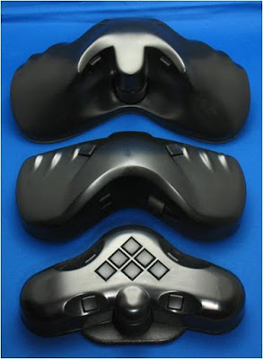 Stealth 3D mouse