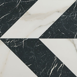 Porcelain tiles TRENDY BW