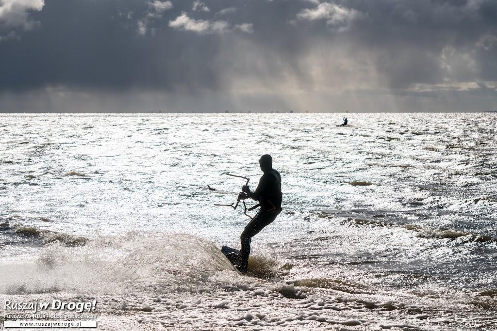 Sporty wodne w Kadynach - idealne wiatry