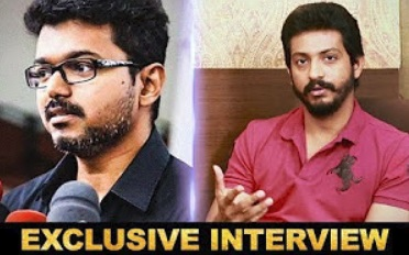 Thalapathy Vijay is next Superstar | Actor & Dubsmash Fame Deepak Paramesh Interview