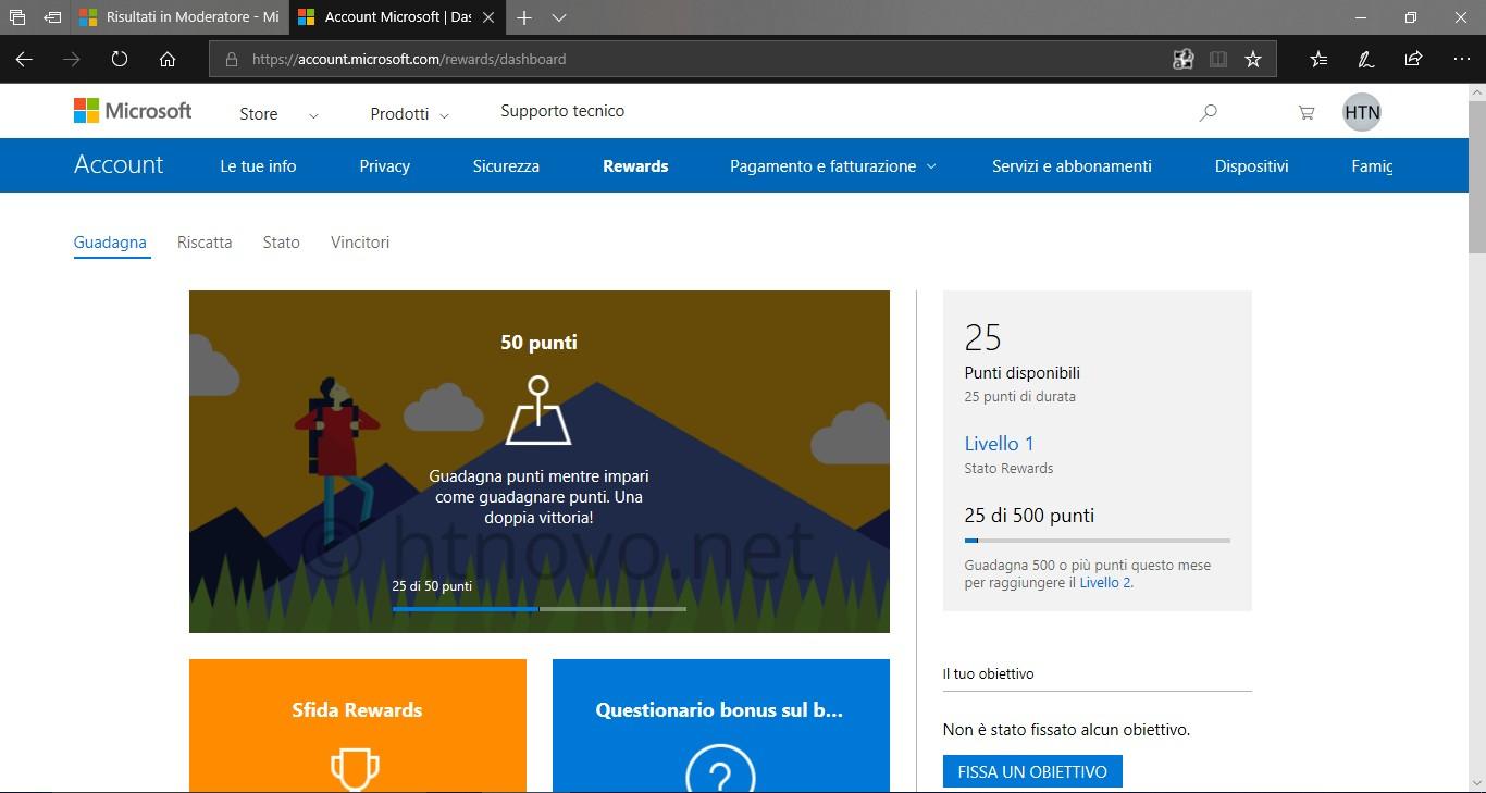 Microsoft-Rewards-Italia