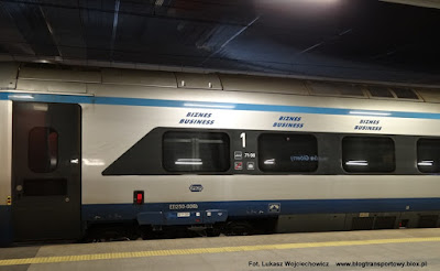 Pendolino, ED250-006, PKP Intercity, stacja Kraków Główny