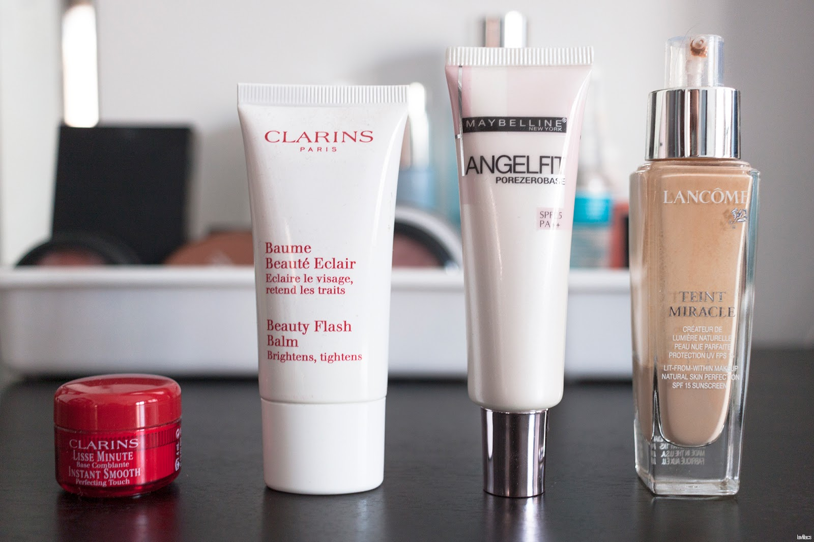 Project Make A Dent 2016 Liquid and Cream base products - Half year results