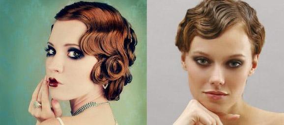 Extremadamente atractivo peinados años 20 pelo largo Fotos de cortes de pelo tutoriales - DONATTELA